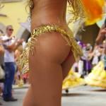 Chicas Bailando Samba